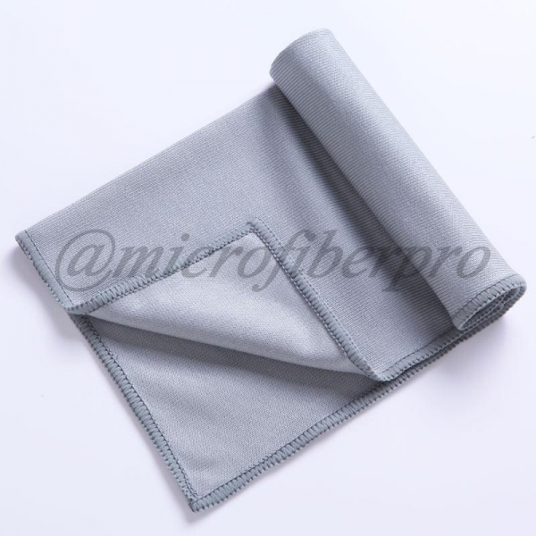 China Glass Cleaning Microfiber Towel/Cloth