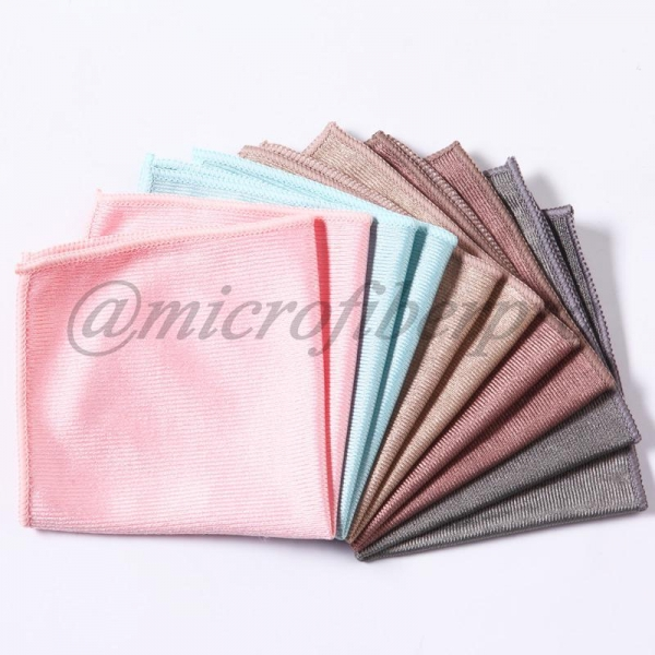China Microfiber Glass Cleaning Towel/Cloth