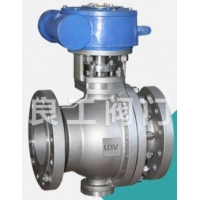 Buy cheap Stainless Steel Trunnion Ball Valve, DN40-DN600, 1.6-25 MPa from wholesalers