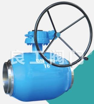 China API 6D Turbo Welded Ball Valve, ASTM A105, 1/2-40 Inch
