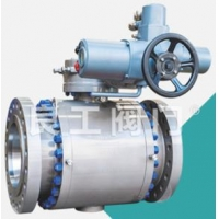 Best Forged Steel Flanged Ball Valve, PN16-PN64, Fixed Ball wholesale
