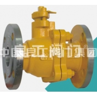 Buy cheap Carbon Steel Liquefied Gas DBB Ball Valve, DN40-DN600 from wholesalers