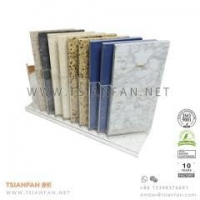 Buy cheap Acrylic Engineered Stone Desktop Display and Marble Table Stand from wholesalers