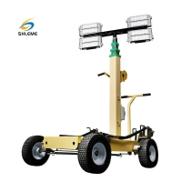 Best Trolley LED Light Tower wholesale