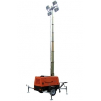 Buy cheap Trolley mobile light tower from wholesalers