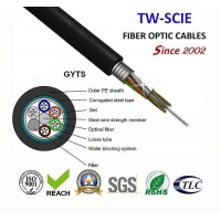 Buy cheap Multi Loose Tube Stranding Cable (GYTS) Optical Fiber Cable from wholesalers