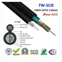 Buy cheap Figure 8 Self-support Fiber Optic Cable-GYTC8S from wholesalers