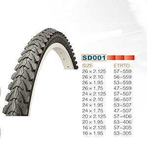China electric-bicycle tire series